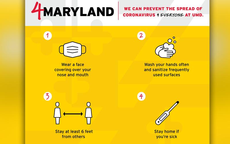 4maryland stay safe image