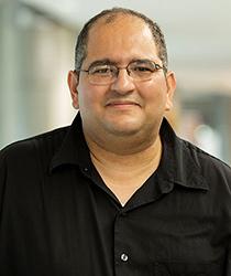 A photo of Dr. Hosam Fathy
