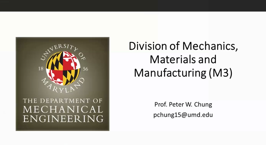 Doctorate of Philosophy | Department of Mechanical Engineering