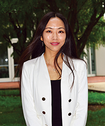 A photo of Dr. Miao Yu